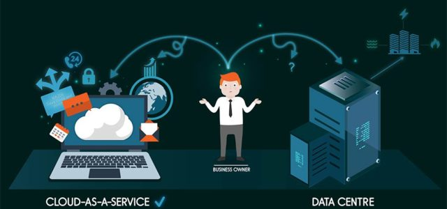 Featured Image for New Data Centre Trends & the Cloud-as-a-Service Solution