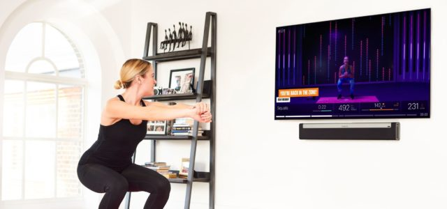 Featured Image for Home workout: What 5G, wearables and AI means for future of smart gyms