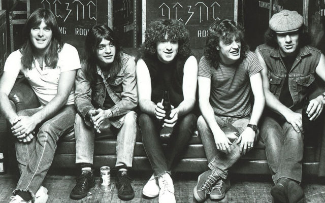 Sticking to the knitting: AC/DC
