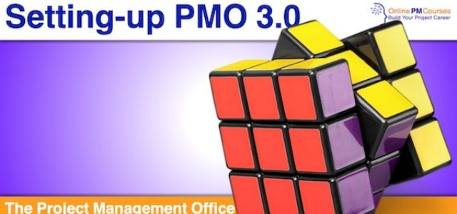 Featured Image for Setting-up PMO 3.0 |The Project Management Office in the Age of Digital Transformation