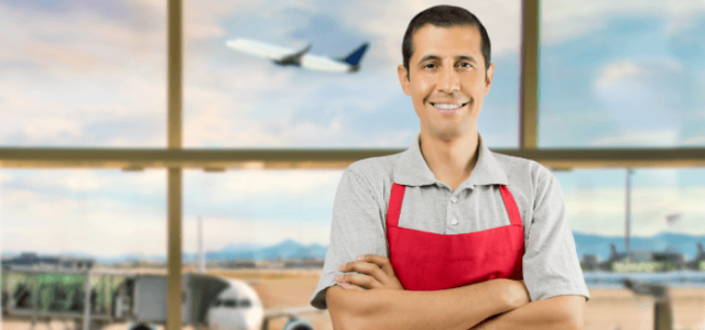 Featured Image for How Predictive Analytics Protect Airport Food & Beverage Revenues | eConnect