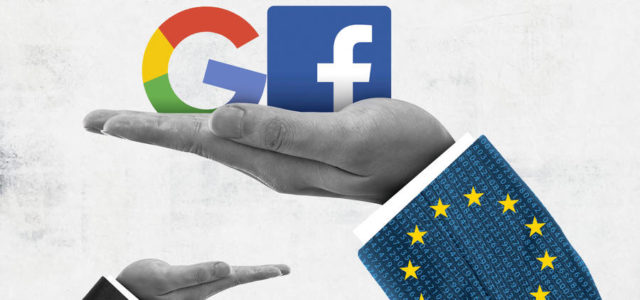 Featured Image for GDPR Has Been a Boon for Google and Facebook