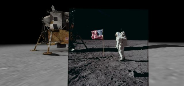 Featured Image for The Apollo 11 Moon Landing in Augmented Reality
