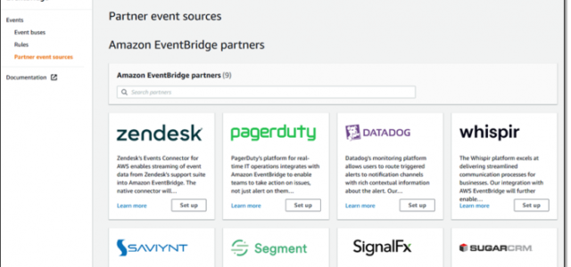 Featured Image for Amazon EventBridge – Event-Driven AWS Integration for your SaaS Applications