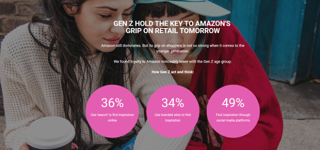 Featured Image for Ecommerce and Gen Z: Amazon lacks loyalty among younger customers | Netimperative – latest digital marketing news