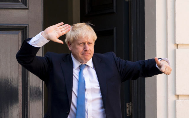 new pm boris johnson god help us