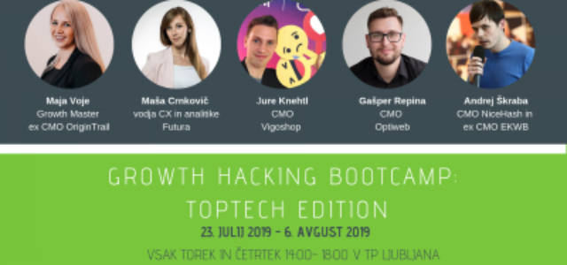 Featured Image for Growth Hacking Bootcamp: TopTech Edition