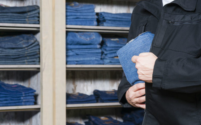 What's in the mind of a retail shoplifter?