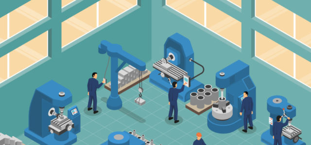 workforce automation in manufacturing
