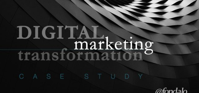 Search Result Image for 'Digital Marketing Transformation [Case Study]'