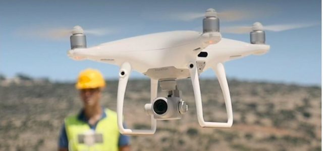 Featured Image for Drones and big data analytics changing the construction industry – Behold Israel