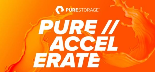 Featured Image for Pure Storage Accelerate: Flash, Cloud, AI and Everything-as-a-Service