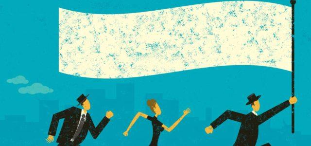 Adaptive Leadership - get off the dance floor