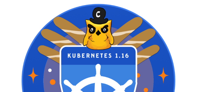 Featured Image for Kubernetes 1.16: Custom Resources, Overhauled Metrics, and Volume Extensions