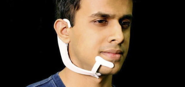 Featured Image for This wearable lets you give voice commands without saying a word   Digital Trends
