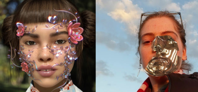 Featured Image for the augmented reality artists behind your favourite instagram filters