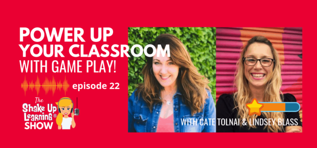 Featured Image for Power Up Your Classroom with Game Play [interview with Cate Tolnai and Lindsay Blass] – SULS022