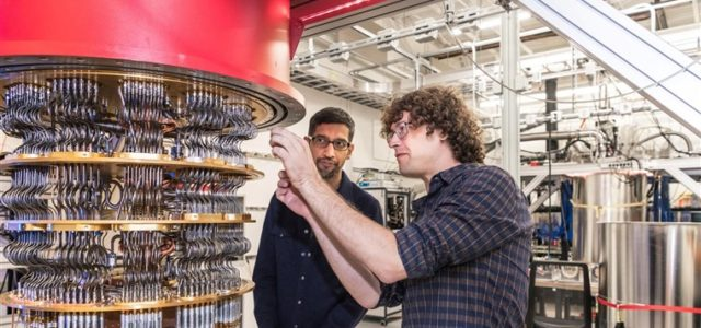 Featured Image for Google's Quantum Computer Claims To Do 10k-year Calculation In Just 200 Seconds
