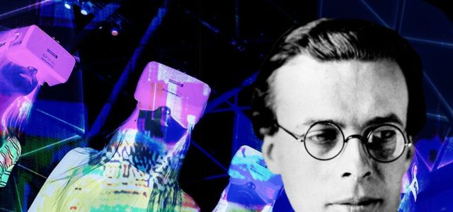 Featured Image for How Aldous Huxley prophesied the Big Data nightmare