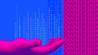 Towards a new model of data ownership?