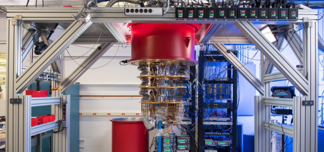 Featured Image for Google Confirms Achieving Quantum Supremacy
