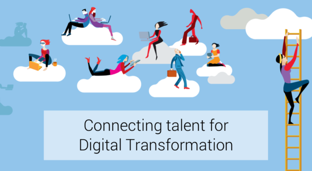 The Digital Transformation People homepage header image