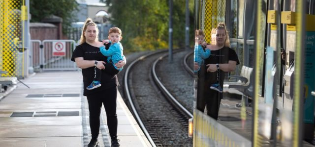 Featured Image for Mum separated from her son when the tram doors closed told she can't have CCTV footage… because of GDPR