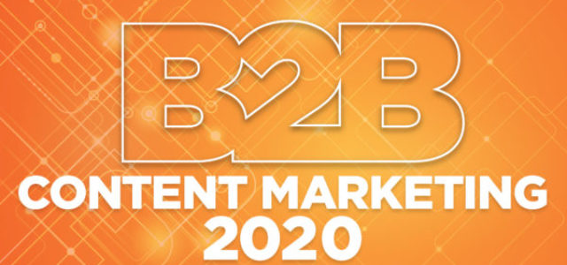 Featured Image for 2020 B2B Content Marketing: What the Successful Do [New Research]