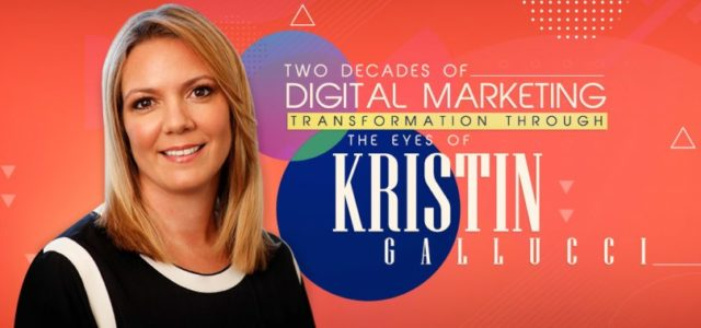 Featured Image for Ms. Kristin Gallucci Intreview About Digital Marketing Transformation | Branex – International