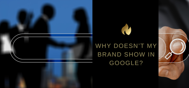 Featured Image for Tricks to Show Your Brand in Google | Digital Odyssey Blog