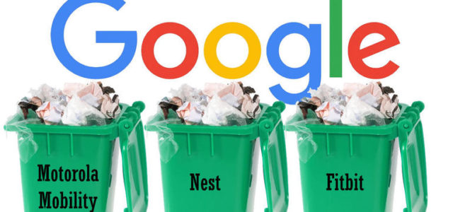 Featured Image for Fitbit is doomed: Here's why everything Google buys turns to garbage | ZDNet