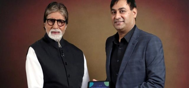 Featured Image for Amitabh Bachchan unveils STEPapp to revolutionize K-12 education with gamification – Exchange4media
