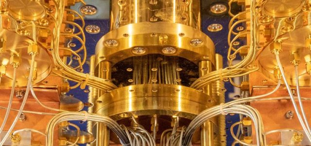 Featured Image for Quantum computing leaps ahead in 2019 with new power and speed
