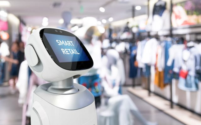 Here come the retail robots
