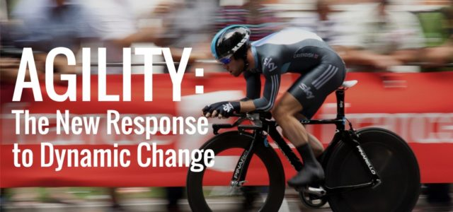 Featured Image for Agility: The New Response to Dynamic Change