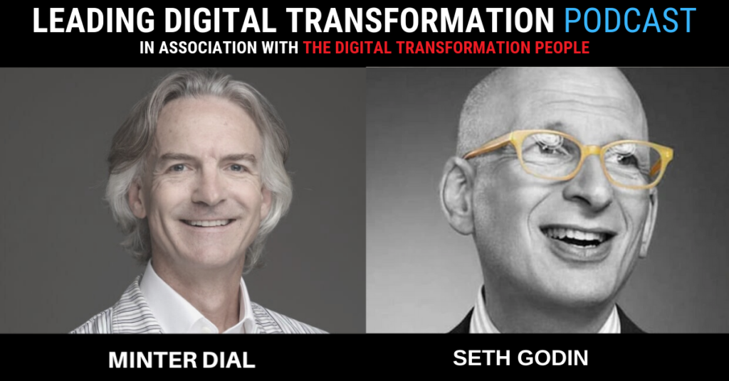 Minter Dial interviews Seth Godin