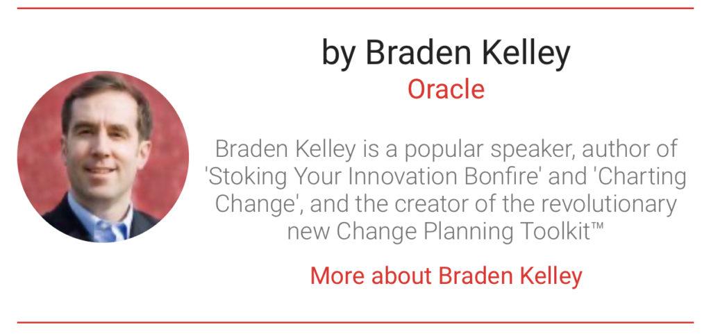 Braden Kelley Innovation Digital Transformation