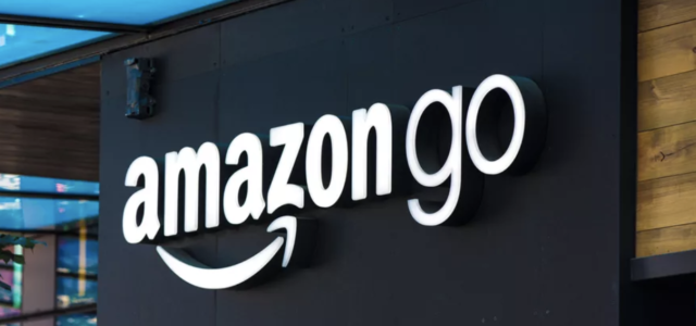 Just walk out groceries — by Amazon Go