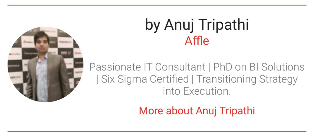 Anuj Tripathi Author with The Digital Transformation People
