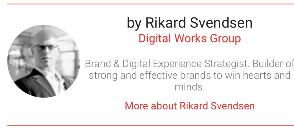 rikard svendsen digital works group digital transformation people