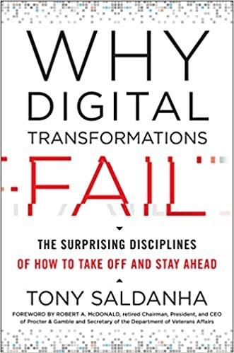 Hilton Barbour - Why digital transformations fail – the Tony Saldanha interview 3