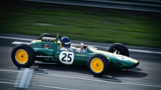 Emerging stronger from the Covid-19 impact - Operating model lessons from the fast paced world of Formula 1
