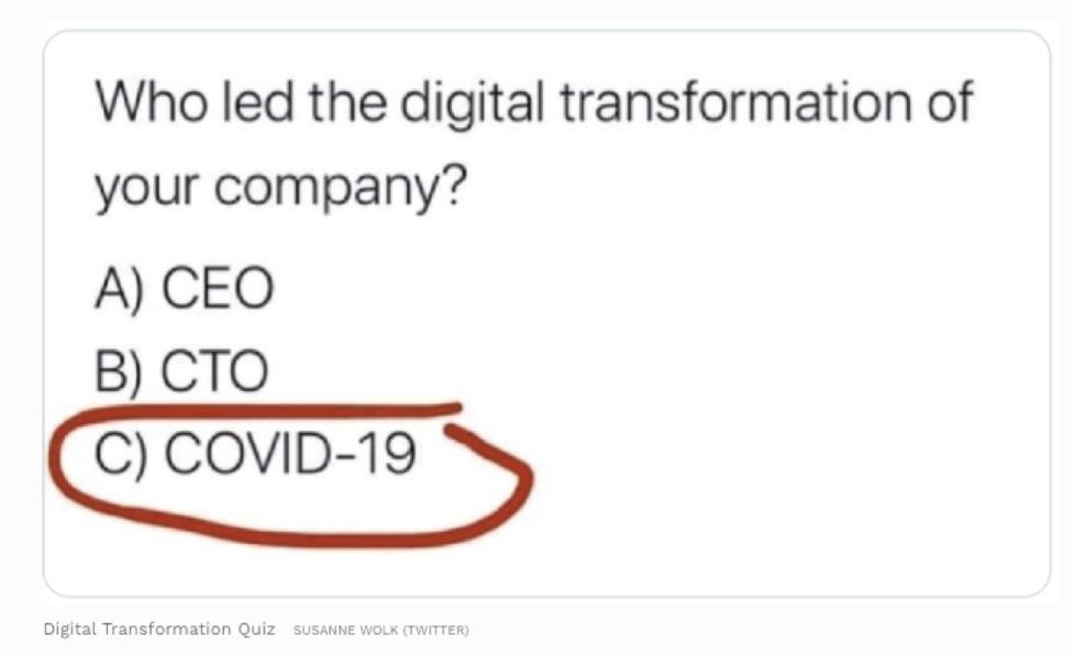 Ian Gotts - Responding to COVID-19 - digital transformation 3