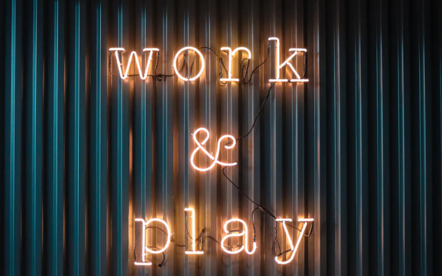 Sergio Caredda - The ultimate quest for the meaning of work - banner