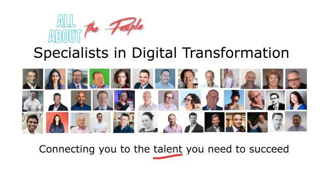 The Digital Transformation People homepage header image